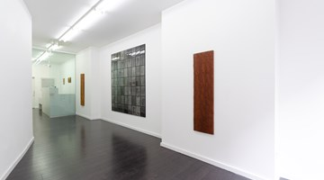 Contemporary art exhibition, Group Exhibition, Tactile Line at Bartha Contemporary, Margaret St, London