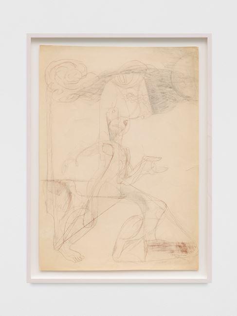 Faptura imaginara (Imaginary creature) by Octav Grigorescu contemporary artwork