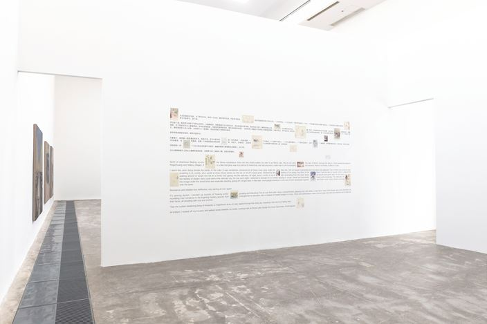Exhibition view: Zhao Yang,Roma Is a Lake 罗马是个湖,ShanghART, Beijing (9 March–28 April 2019). Courtesy ShanghART.