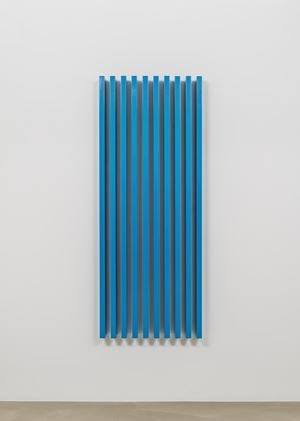 Ramped Fins by Liam Gillick contemporary artwork