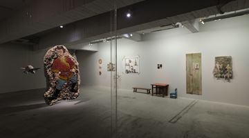 Contemporary art exhibition, Lee Ming-tse, Serendipity at Mind Set Art Center, Taipei