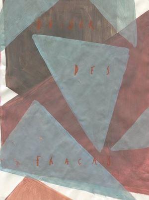 briser des fracas by Arpaïs Du Bois contemporary artwork