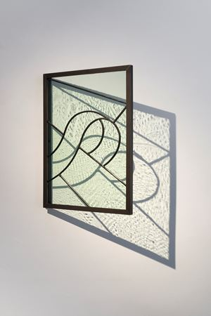 Stained Glass Series, Untitled (3) by David Murphy contemporary artwork