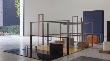 Contemporary art exhibition, Nahum Tevet, Islands and Objects at Kristof De Clercq gallery, Ghent