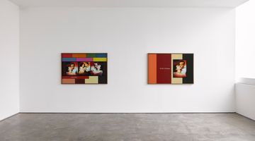 Contemporary art exhibition, John Akomfrah, The Unintended Beauty of Disaster at Lisson Gallery, Lisson Street, London