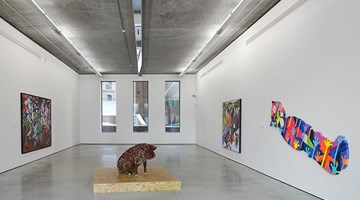 Contemporary art exhibition, Group Exhibition, Mutated Reality at Gary Tatintsian Gallery, Moscow