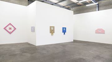 Contemporary art exhibition, Emily Hartley-Skudder, Lollygagger at Jonathan Smart Gallery, Christchurch