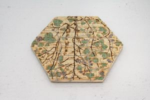 Common Ivy Hedera helix by Tue Greenfort contemporary artwork