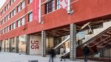 UCCA contemporary art institution in Beijing, China