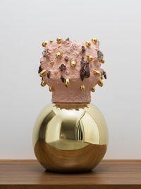Tea bowl by Takuro Kuwata contemporary artwork sculpture
