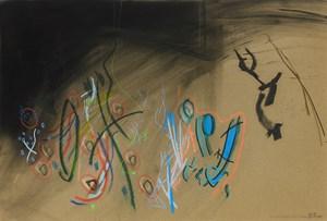 De Kunstenaar, Bezeten (The Artist, Possessed by Anne-Mie Van Kerckhoven contemporary artwork