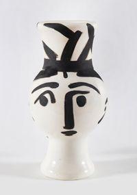 Chouette femme, (A.R.119) by Pablo Picasso contemporary artwork sculpture