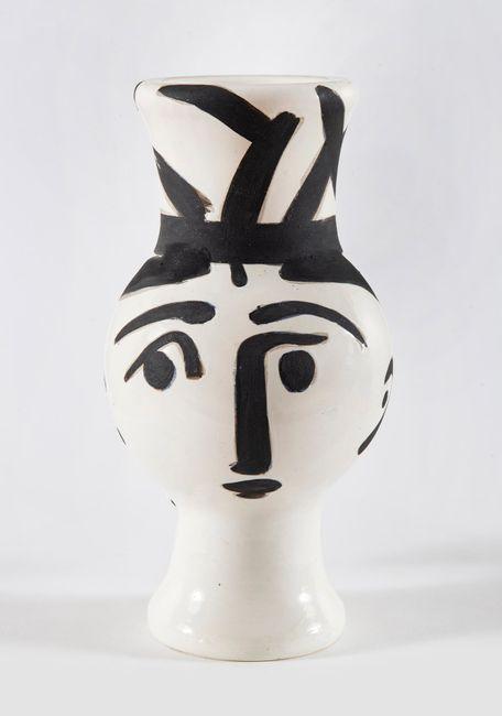 Chouette femme, (A.R.119) by Pablo Picasso contemporary artwork
