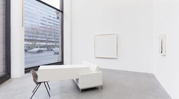 Contemporary art exhibition, Angela De La Cruz, BLANK at Galerie Thomas Schulte, Berlin