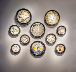 Contemporary art exhibition, Pablo Picasso, Solo Exhibition at Helene Bailly Gallery, Paris, France