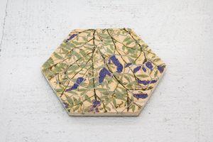 Butterfly bush Buddleja davidii II by Tue Greenfort contemporary artwork