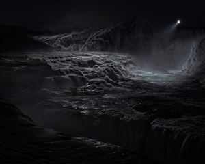 Towards No Earthly Pole - Concordia by Julian Charrière contemporary artwork photography, print