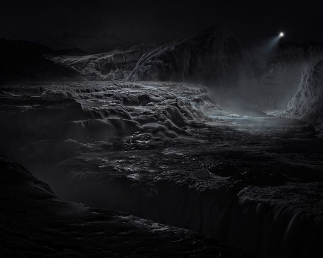 Towards No Earthly Pole - Concordia by Julian Charrière contemporary artwork