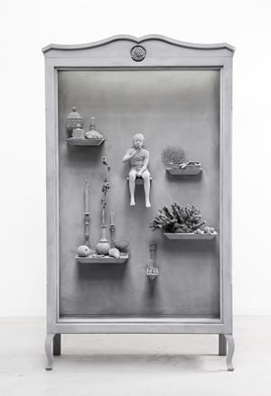 Wunderkammer (7) by Hans Op de Beeck contemporary artwork