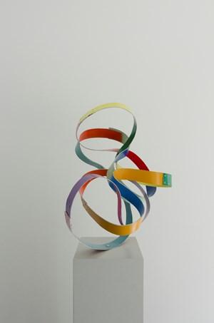 Möbius - Schleife by Beat Zoderer contemporary artwork