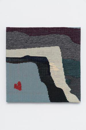 An Overcast Morning by Miranda Fengyuan Zhang contemporary artwork sculpture, textile