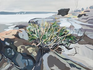 Whistling Pine (Cordelia/Fool Series) by Oliver Watts contemporary artwork