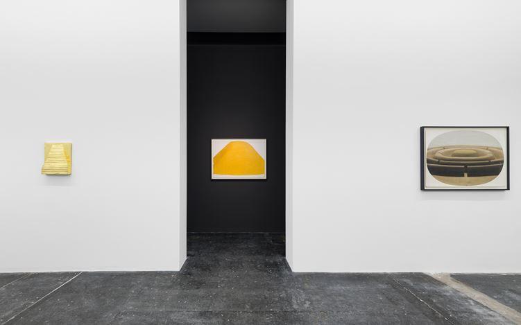 Exhibition view: Horia Damian, Galeria Plan B, Berlin (26 April–15 June 2019). Courtesy the artist and Plan B Cluj, Berlin. Photo: Trevor Good.