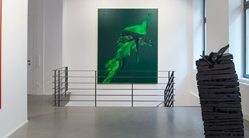 Galerie Christian Lethert contemporary art gallery in Cologne, Germany