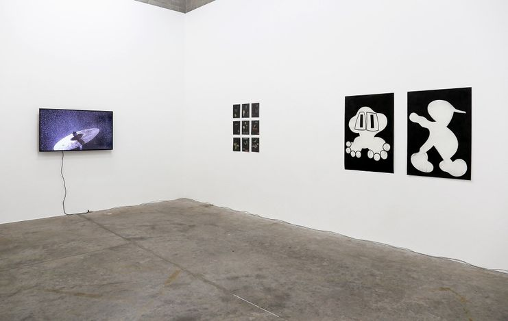 Exhibition view: The Song Remains the Same, Curated by Eugene Huston, Jonathan Smart Gallery, Christchurch (17 June–17 July 2021). Courtesy Jonathan Smart Gallery.