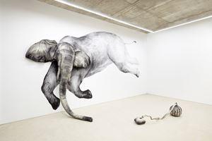Second Mom by Juae Park contemporary artwork