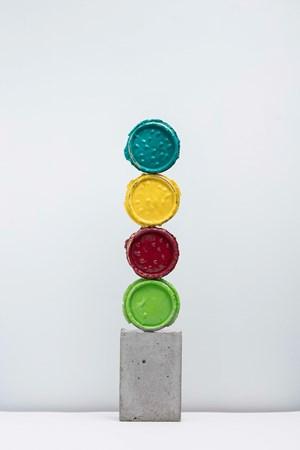 Geo-Concreto 02 by David Batchelor contemporary artwork