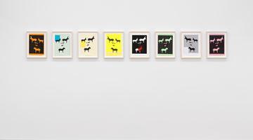 Contemporary art exhibition, Valentin Carron, Un Ami Simple at Galerie Eva Presenhuber, Rämistrasse, Zürich, Zurich