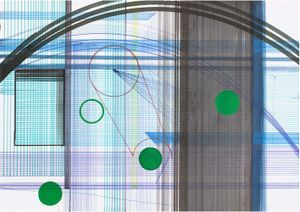 Windows by Xavier Veilhan contemporary artwork