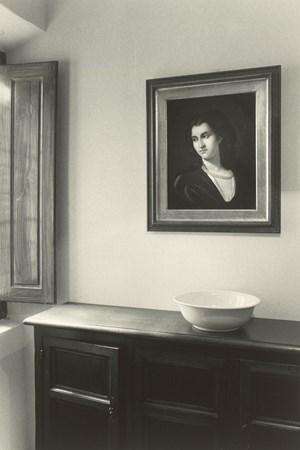 Portrait and Bowl, Florence by Eva Rubinstein contemporary artwork
