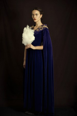Cotton Candy by Romina Ressia contemporary artwork