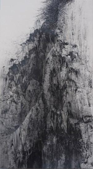 Cliff #27 by Hiroshi Senju contemporary artwork