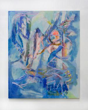 Gorse embrace by Francesca Mollett contemporary artwork