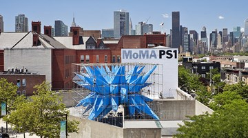MoMA PS1 contemporary art institution in New York, USA