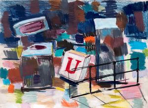 Variation 11 by Antonio Cosentino contemporary artwork