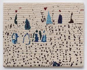 Casulo by Marina Rheingantz contemporary artwork