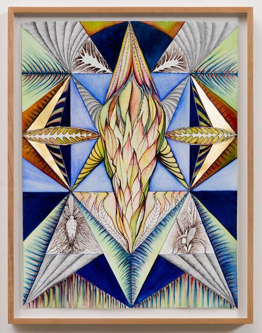 Spells by Faith Wilding contemporary artwork