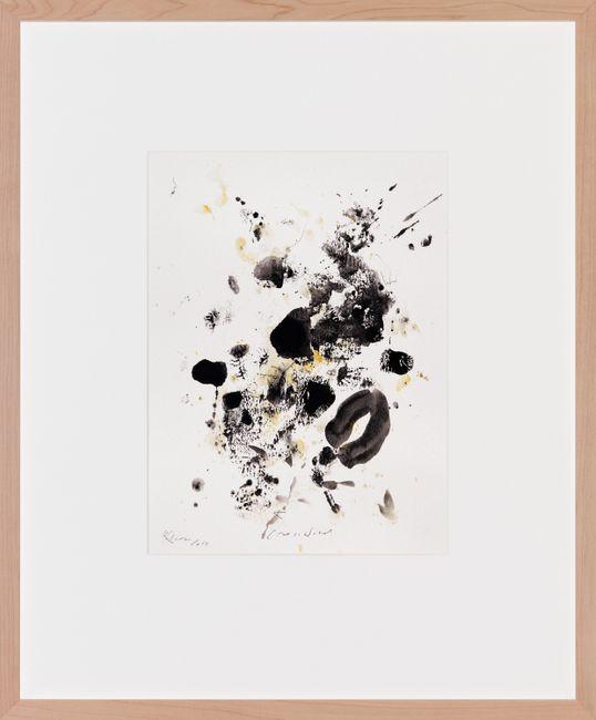 Crosswind II by Rebecca Horn contemporary artwork