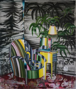Inventing Home by Andrea C. Hoffer contemporary artwork