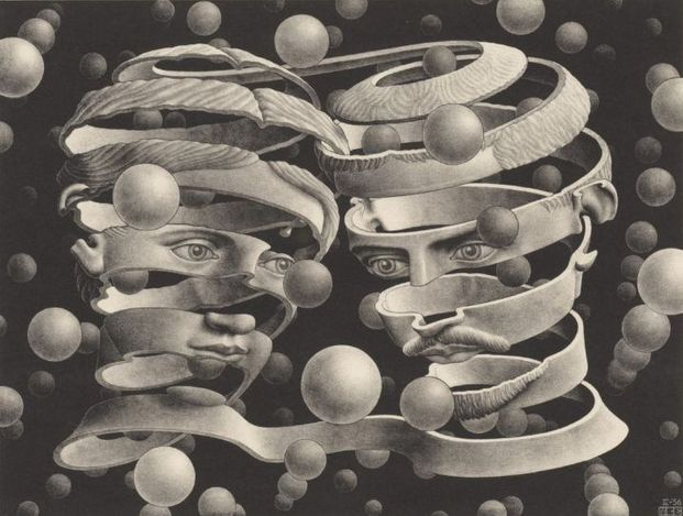 M.C. Escher: Prints, Drawings, Watercolors and Textiles