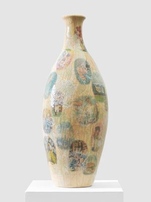 Pale Virtue by Grayson Perry contemporary artwork