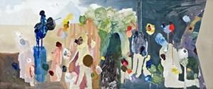 The Blind Philosopher by Karen Black contemporary artwork