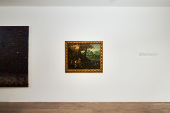 Exhibition view: Group Exhibition,The Landscape: From Arcadia to the Urban, rosenfeld, London (7 August–2 October 2021). Courtesy rosenfeld.