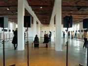 'The Forty-Part Motet': art for the ear at Fort Mason