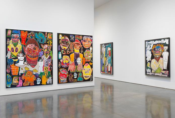 Exhibition view: Richard Prince, High Times, Gagosian, West 21st Street, New York (1 November–19 December 2018). Courtesy Gagosian.
