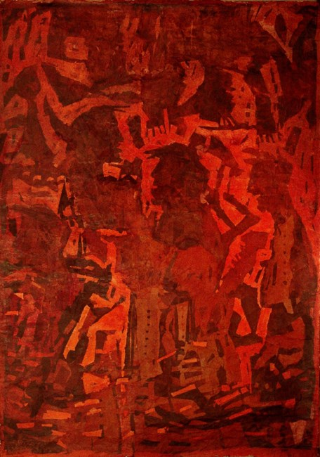The Farmer by Georges Fikry Ibrahim contemporary artwork